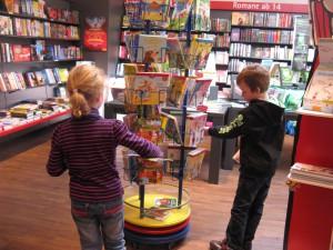 Bücherkauf